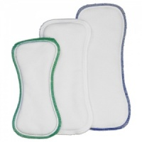 Best Bottom Cloth Nappy Stay Dry Inserts 3 pack